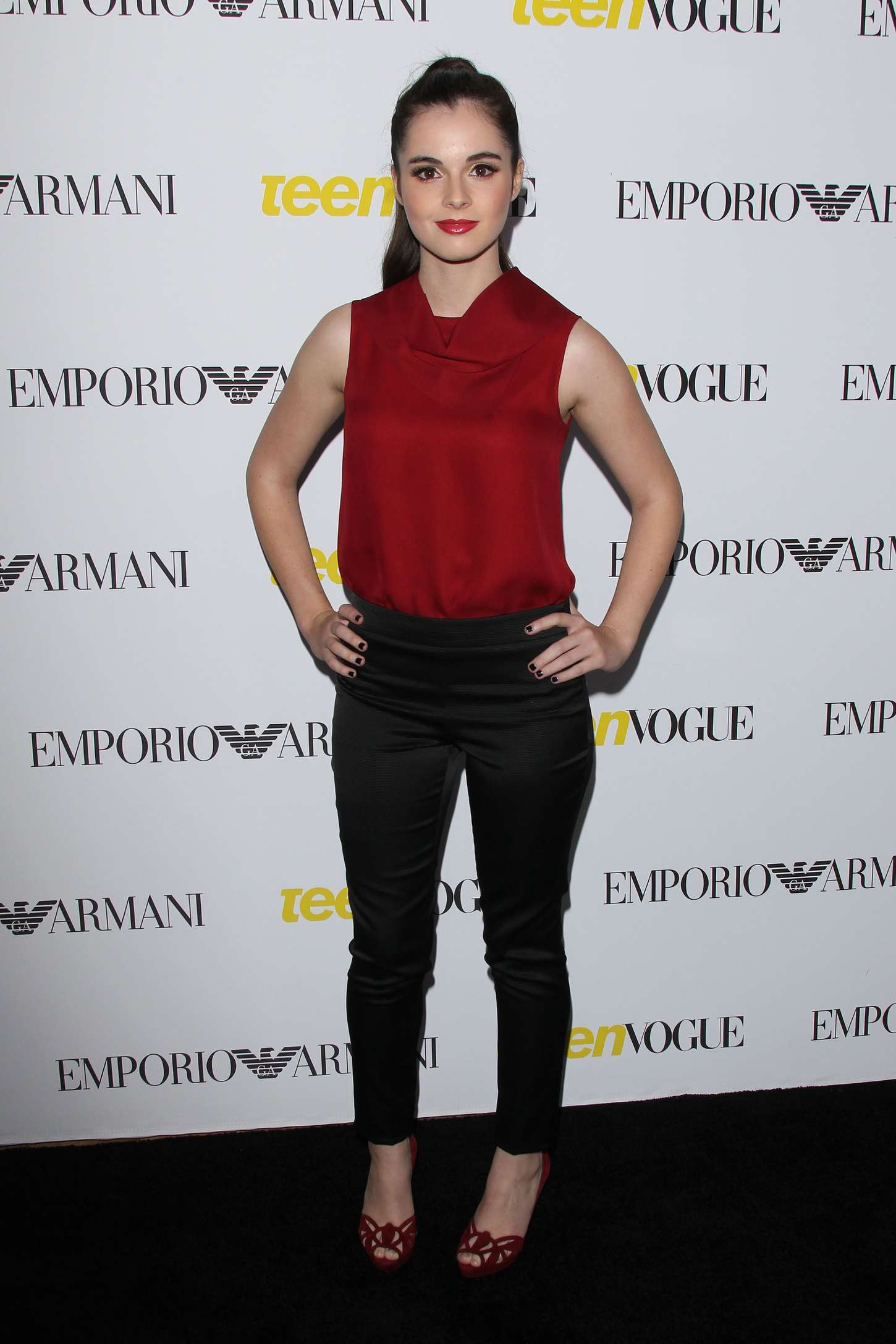 Laura Marano 2015 : Laura Marano: 2015 Teen Vogue Young Hollywood Party -03