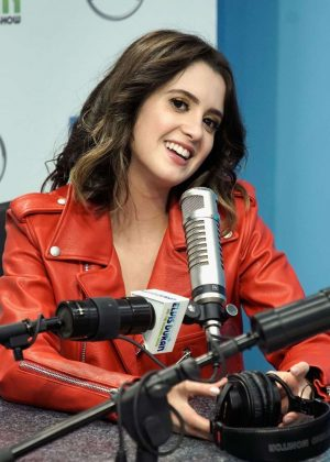 Laura Marano - Visits 'The Elvis Duran Z100 Morning Show' in NYC