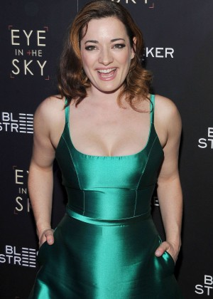 Laura Michelle Kelly - 'Eye In The Sky' Premiere in New York