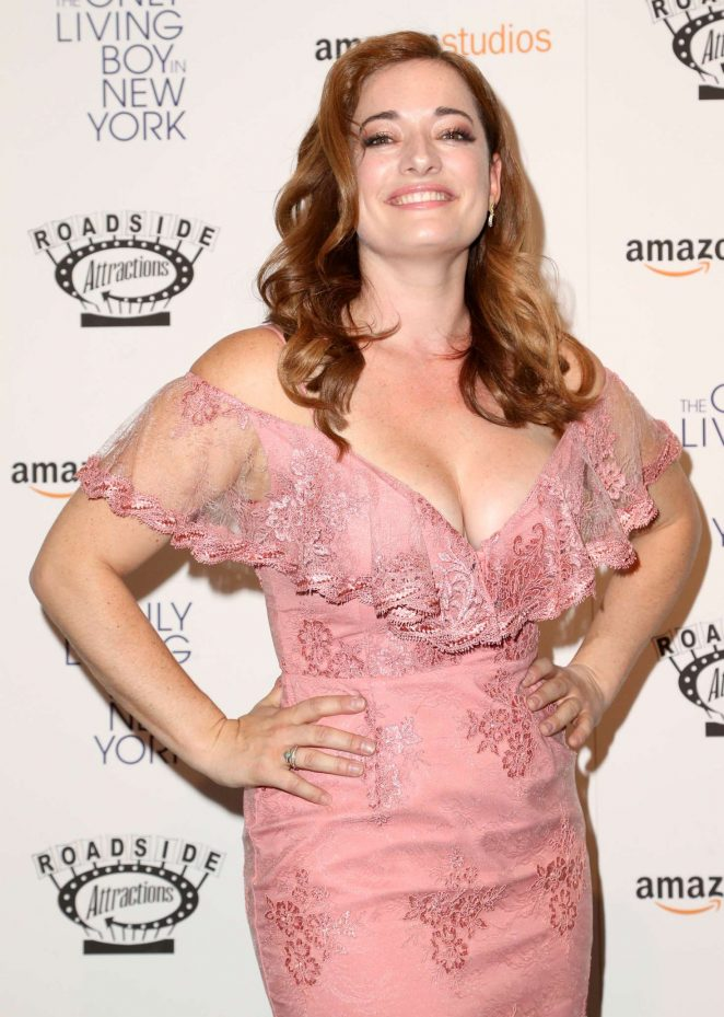 Laura Michelle Kelly - 'The Only Boy Living in New York' Premiere in NY