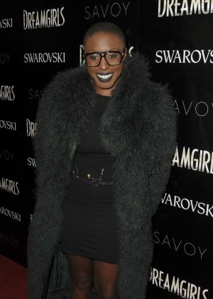 Laura Mvula - Dreamgirls Press Night in London