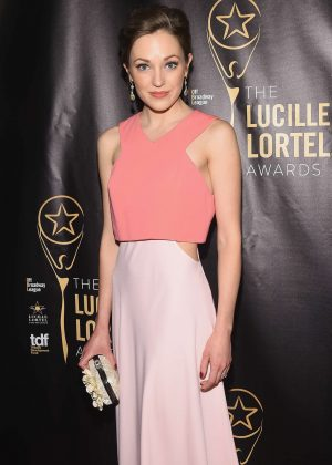 Laura Osnes - 32nd Annual Lucille Lortel Awards in NY