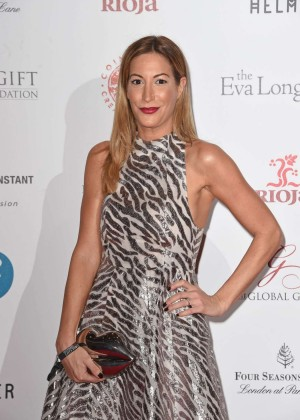 Laura Pradelska - The Global Gift Gala 2015 in London