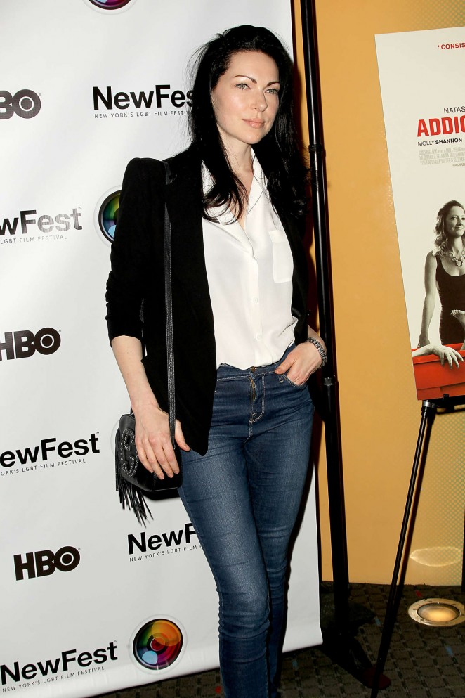 Laura Prepon - 'Addicted To Fresno' Premiere in NYC