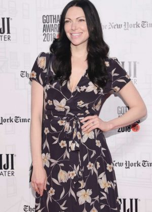 Laura Prepon - IFP's 27th Annual Gotham Independent Film Awards in NYC