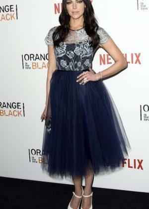Laura Prepon - 'Orange Is The New Black' Season 4 Premiere in New York