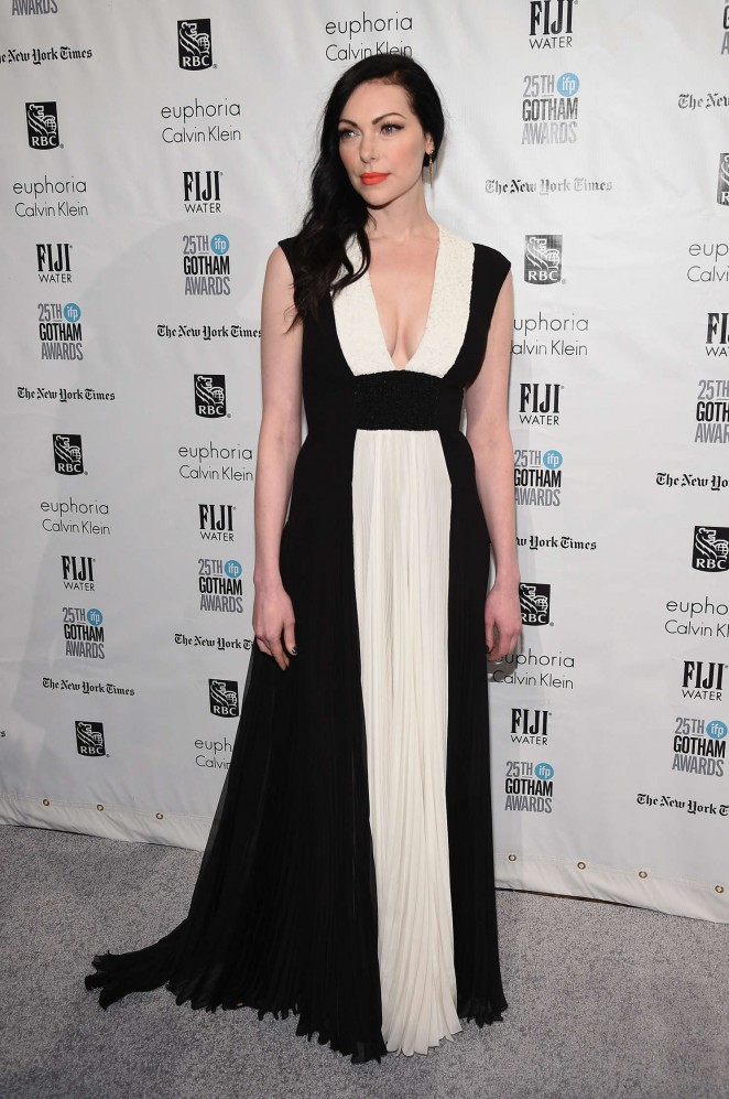Laura Prepon: The 25th IFP Gotham Independent Film Awards -04