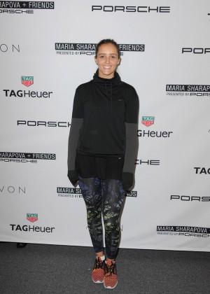 Laura Robson - Maria Sharapova and Friends Event Presented By Porsche in LA