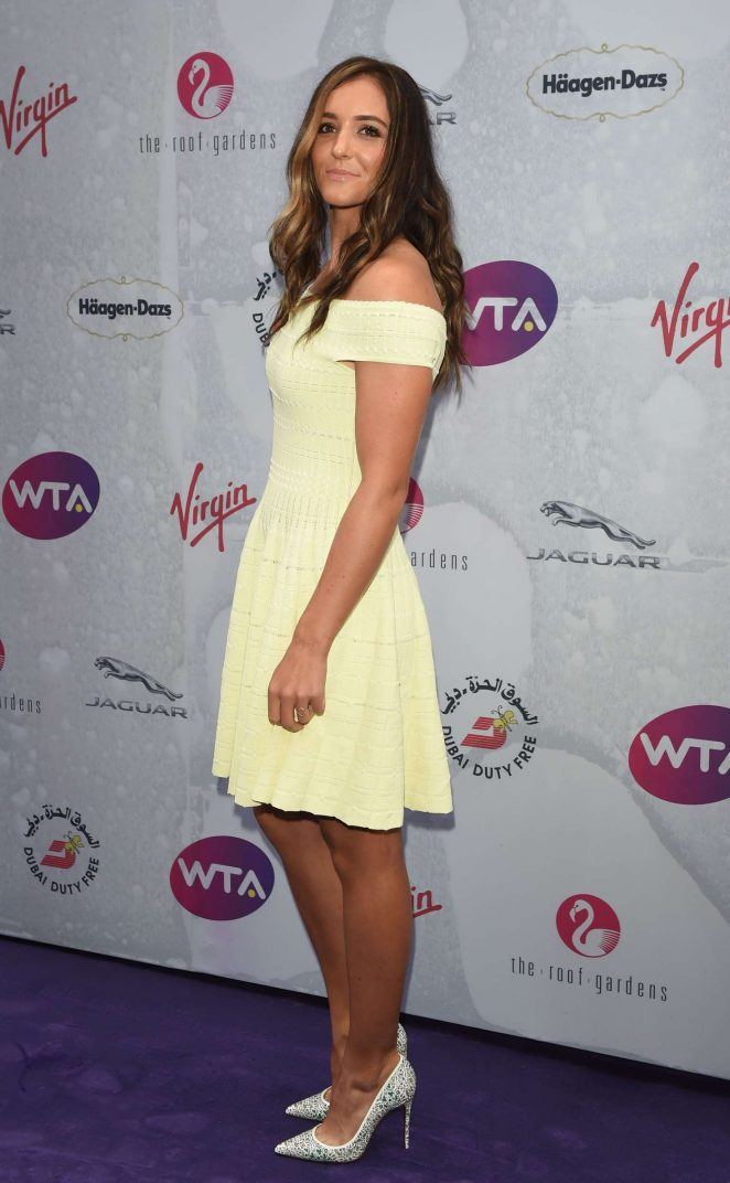 Laura Robson - WTA Pre-Wimbledon Party 2016 in London