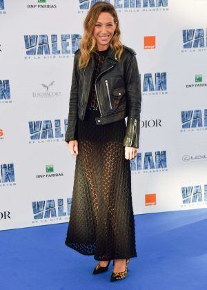 Laura Smet - 'Valerian And The City Of A Thousand Planets' Premiere in Paris