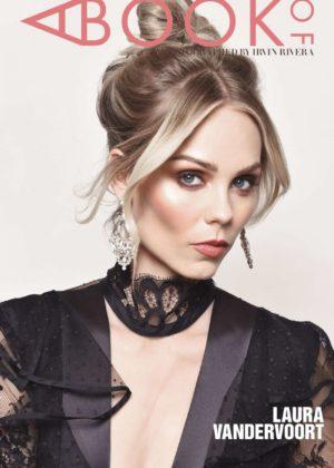 Laura Vandervoort - A Book Of Magazine (October 2017)