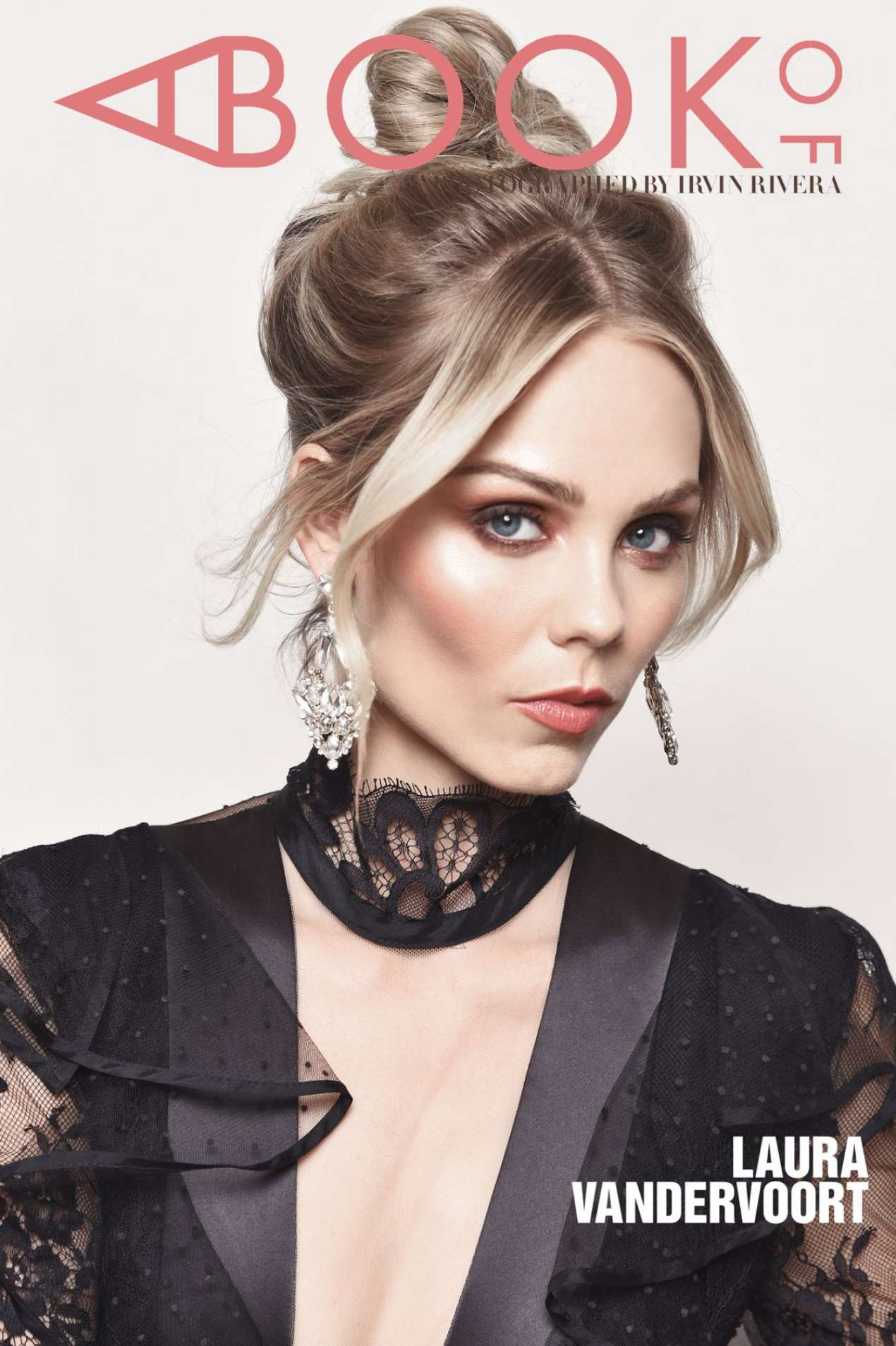 Laura Vandervoort - A Book Of Magazine (October 2017)