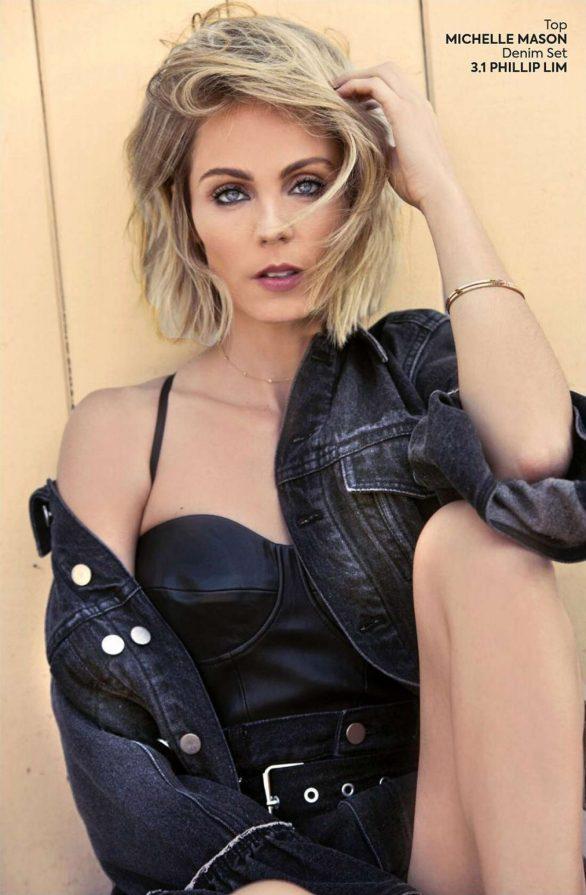 Laura Vandervoort 2020 : Laura Vandervoort – QP Magazine 2019-09