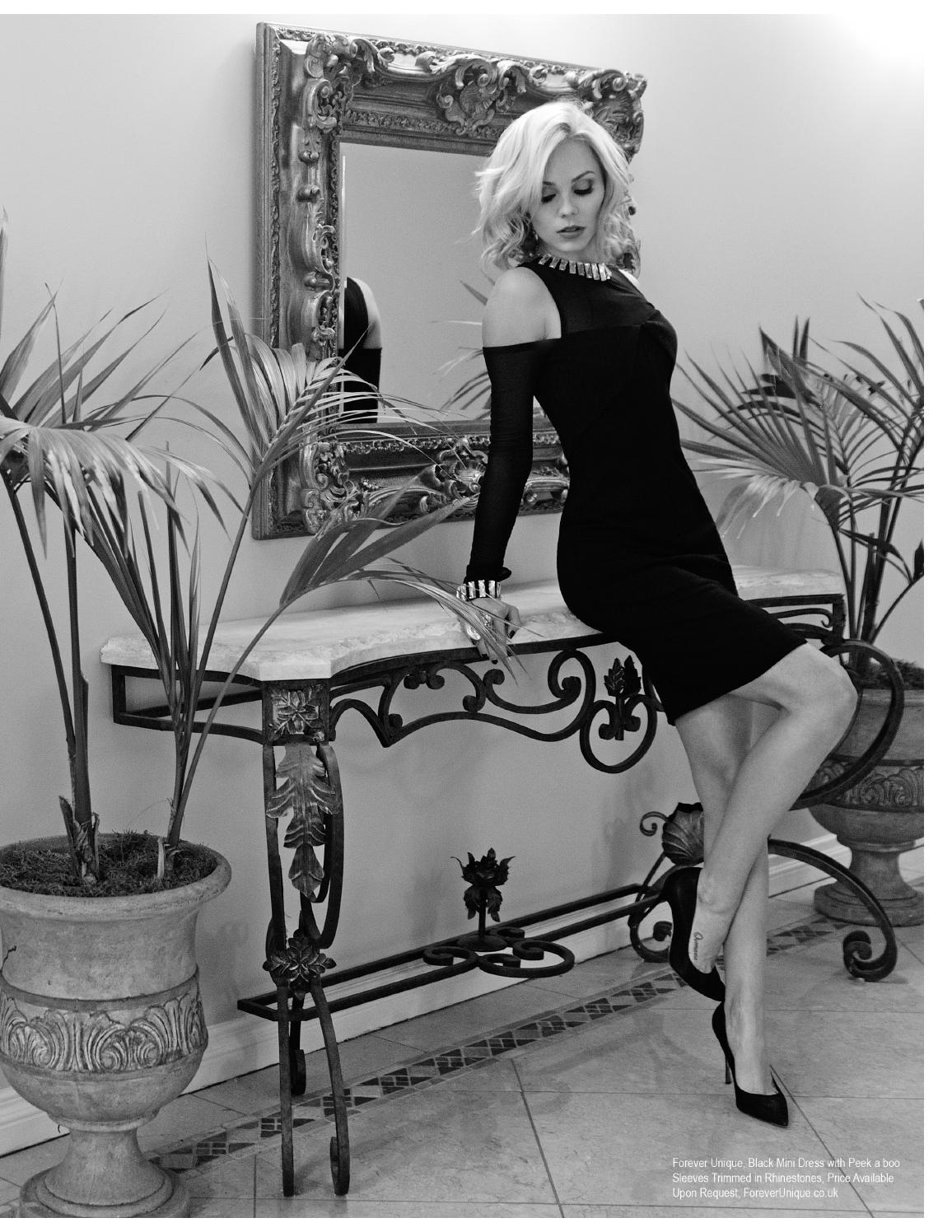 Laura Vandervoort 2015 : Laura Vandervoort: Regard Magazine 2015 -06