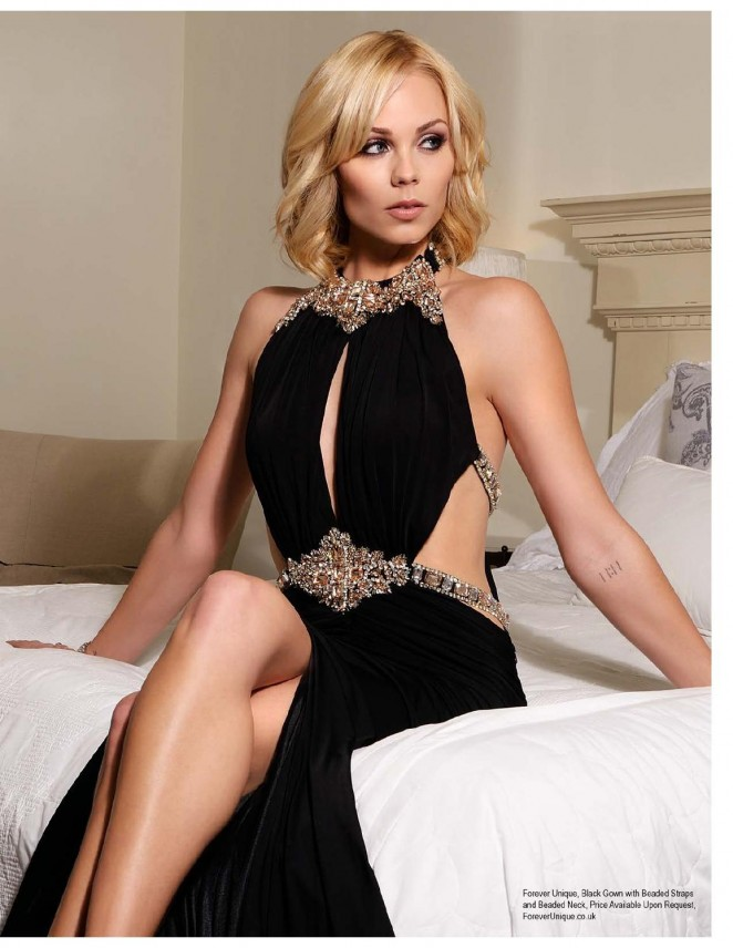 Laura Vandervoort – Regard Magazine (February 2015)