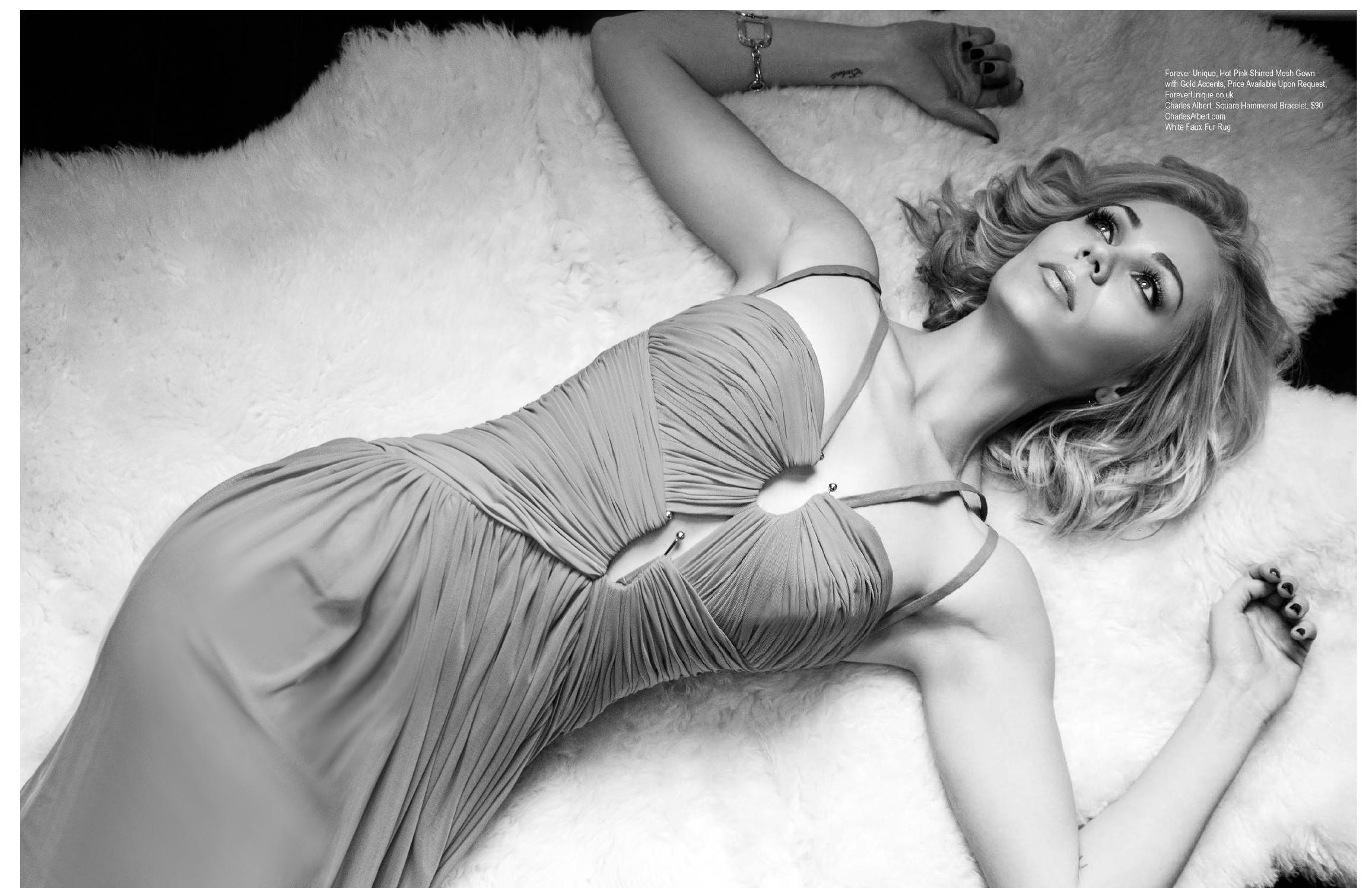 Laura Vandervoort 2015 : Laura Vandervoort: Regard Magazine 2015 -13