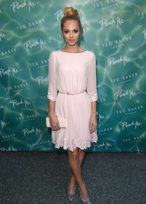 Laura Vandervoort - Ted Baker London SS15 Collection Launch in Beverly Hills