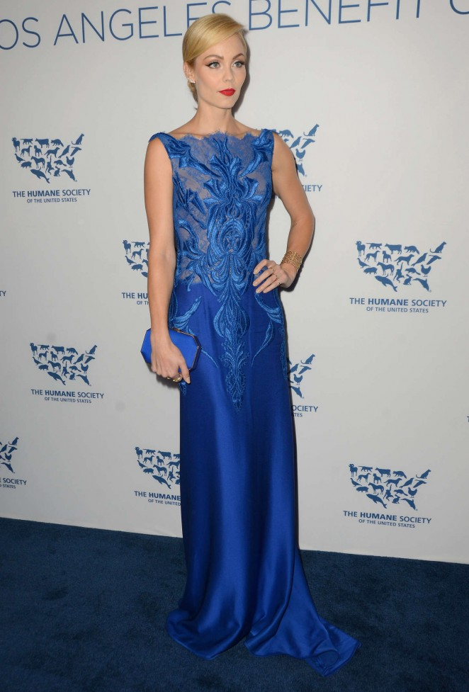 Laura Vandervoort - The Humane Society Los Angeles Benefit Gala in Beverly Hills