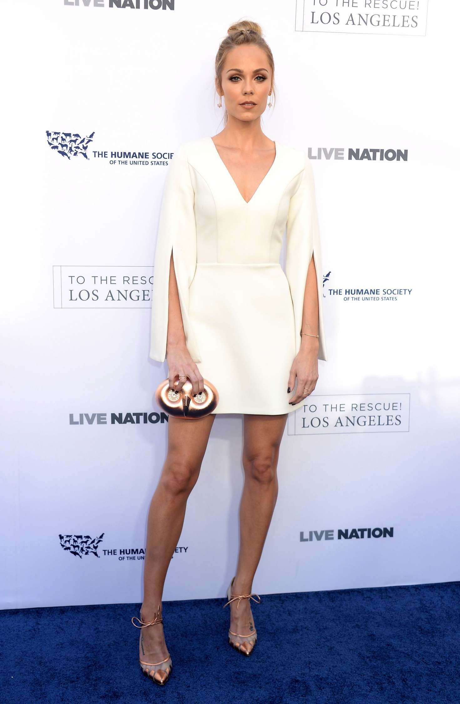 Laura Vandervoort - The Humane Society 'To the Rescue!' Gala in LA