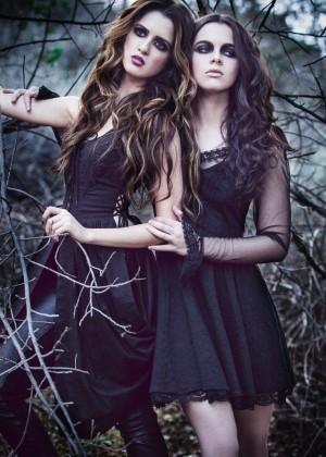 Laura & Vanessa Marano - Vince Trupsin Photoshoot 2015