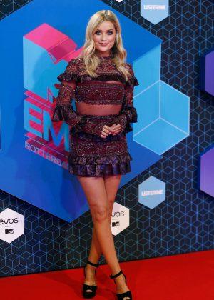 Laura Whitmore - 2016 MTV Europe Music Awards in Rotterdam