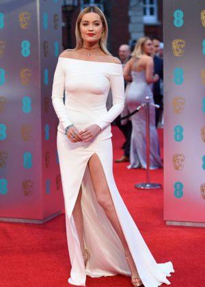Laura Whitmore - 2017 British Academy Film Awards in London