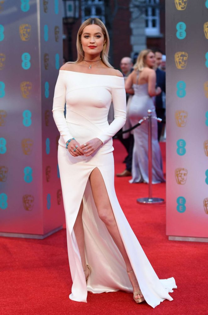 Laura Whitmore – 2017 British Academy Film Awards in London