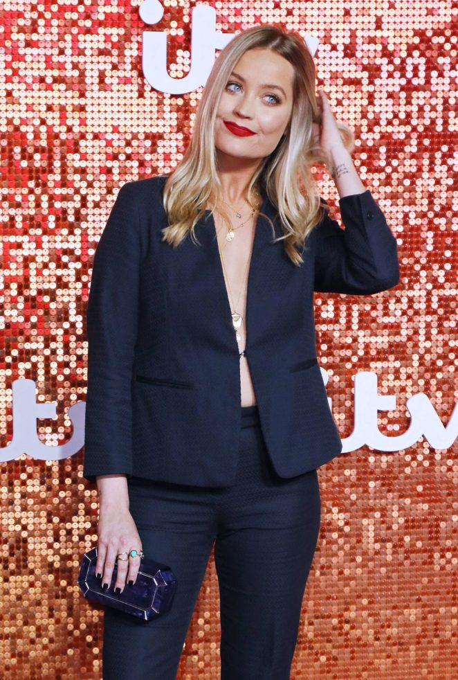 Laura Whitmore - 2017 ITV Gala Ball in London