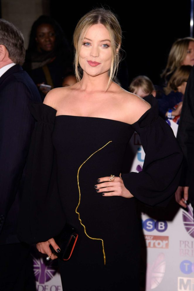 Laura Whitmore – 2017 Pride Of Britain Awards in London