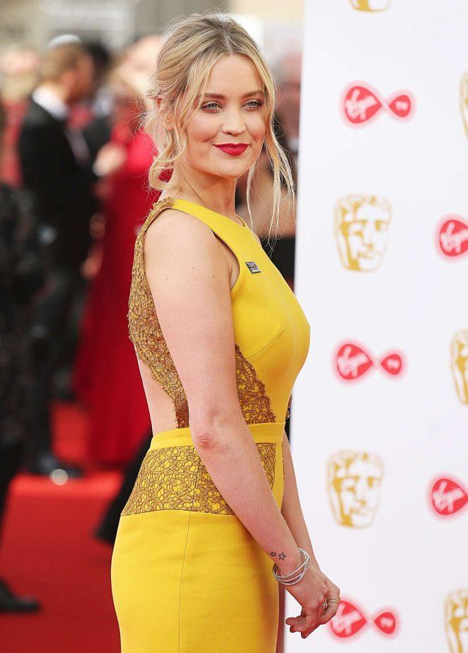 Laura Whitmore - 2018 British Academy Television Awards