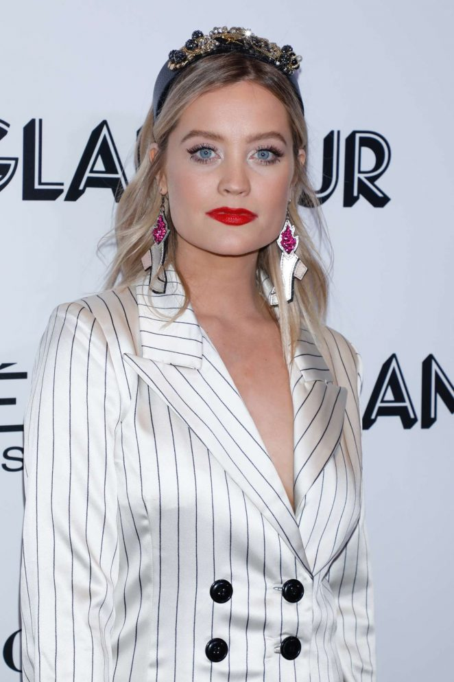 73fd7e7eaf7f Laura Whitmore – 2018 Glamour Women of the Year Awards in NYC | GotCeleb