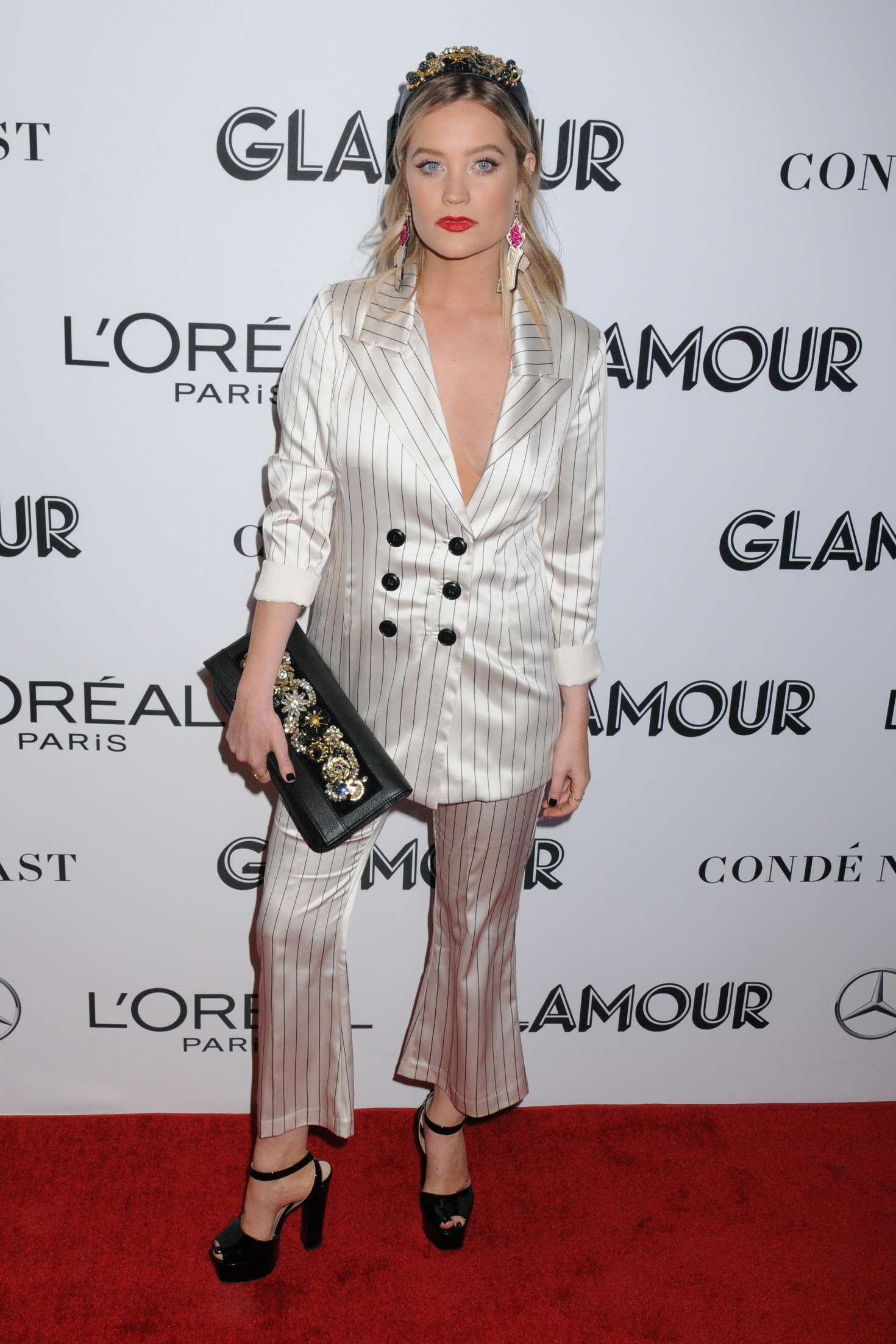 e4ea88bb63bf Laura Whitmore: 2018 Glamour Women of the Year Awards -06 | GotCeleb