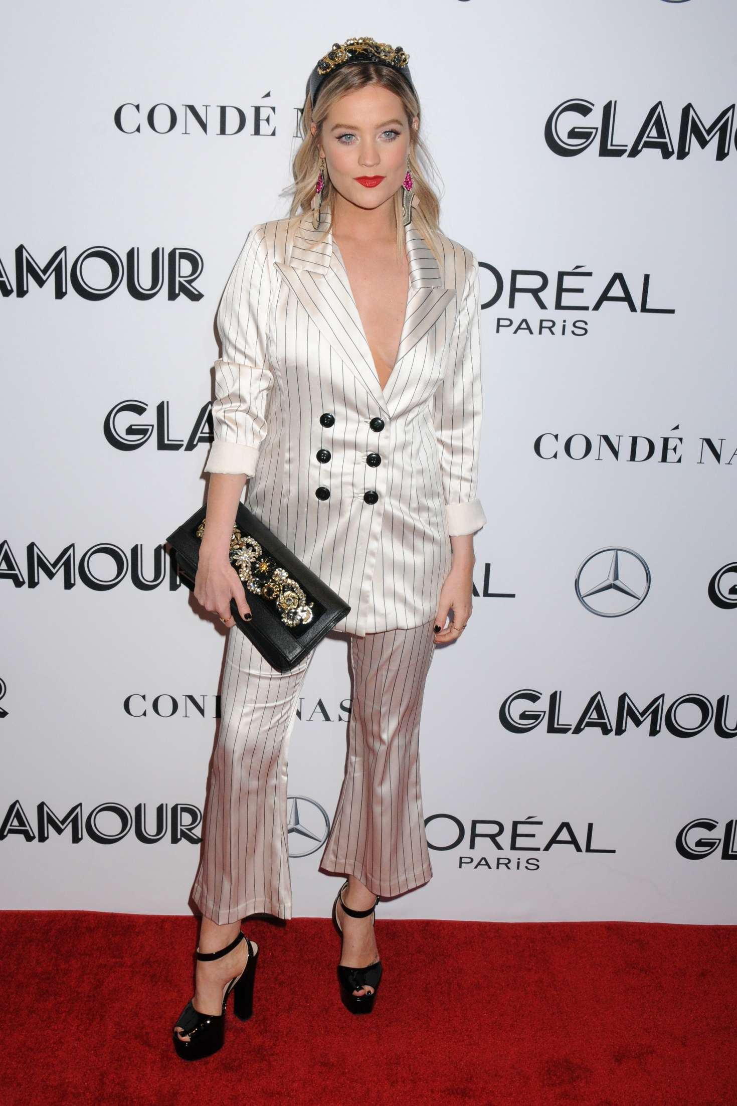 373543fea6f8 Laura Whitmore: 2018 Glamour Women of the Year Awards -07 | GotCeleb