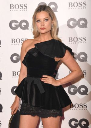 Laura Whitmore - 2018 GQ Men of the Year Awards in London
