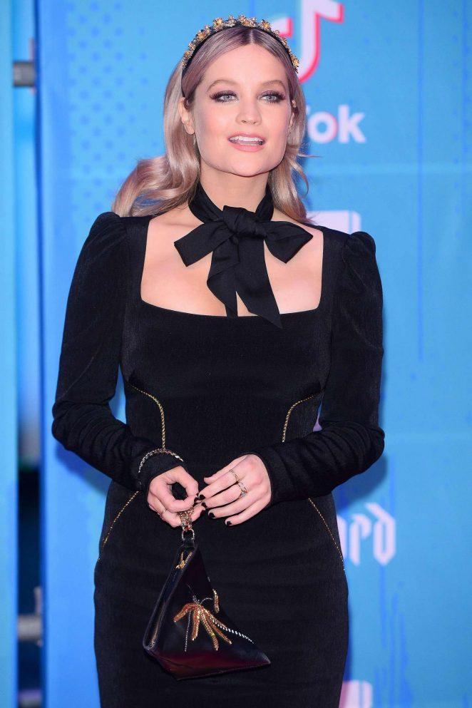 Laura Whitmore - 2018 MTV Europe Music Awards in Bilbao