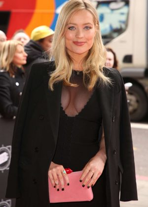 Laura Whitmore - 2018 TRIC Awards in London