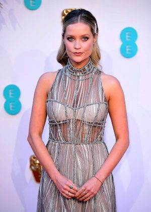 Laura Whitmore - 2019 British Academy Film Awards in London