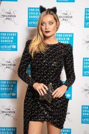 Laura Whitmore - 2019 UNICEF Halloween Ball in London