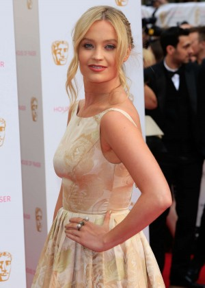 Laura Whitmore - BAFTA Awards 2015 in London