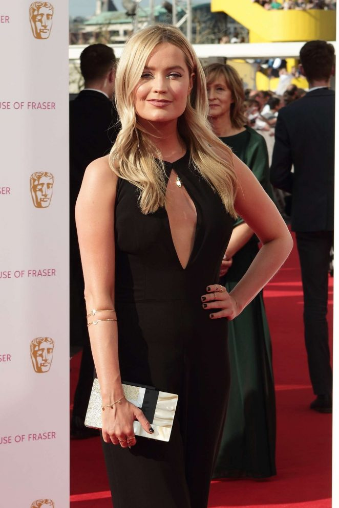 Laura Whitmore - BAFTA TV Awards 2016 in London