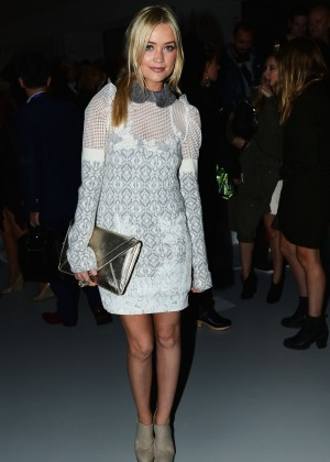 Laura Whitmore - Bora Aksu Fashion Show 2015 in London