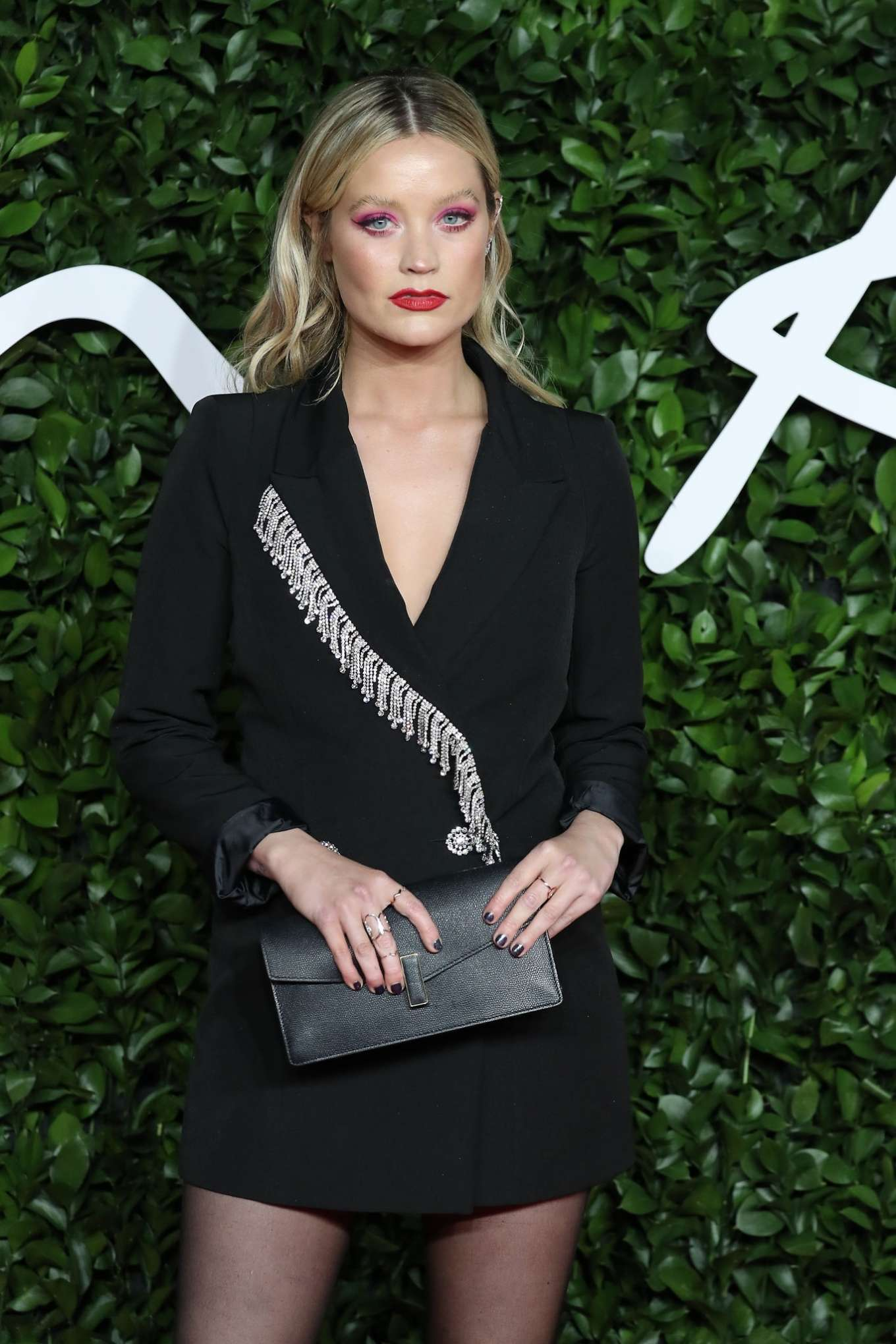 Laura Whitmore - Fashion Awards 2019 in London