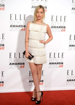 Laura Whitmore - Elle Style Awards 2015 in London