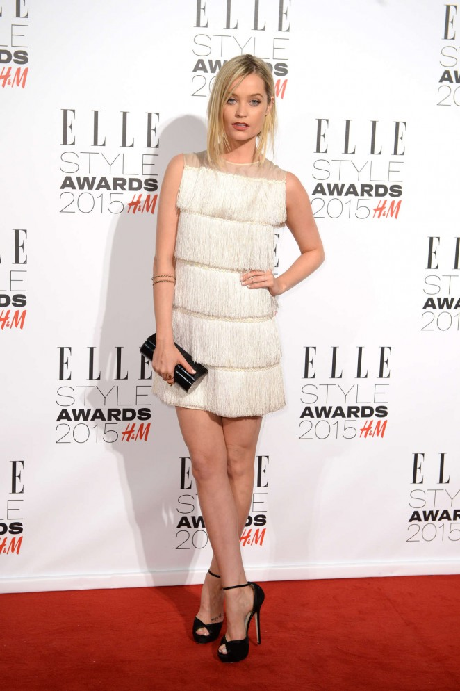 Laura Whitmore – Elle Style Awards 2015 in London