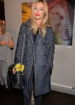 Laura Whitmore - Erica Bergsmeds Exhibition in London