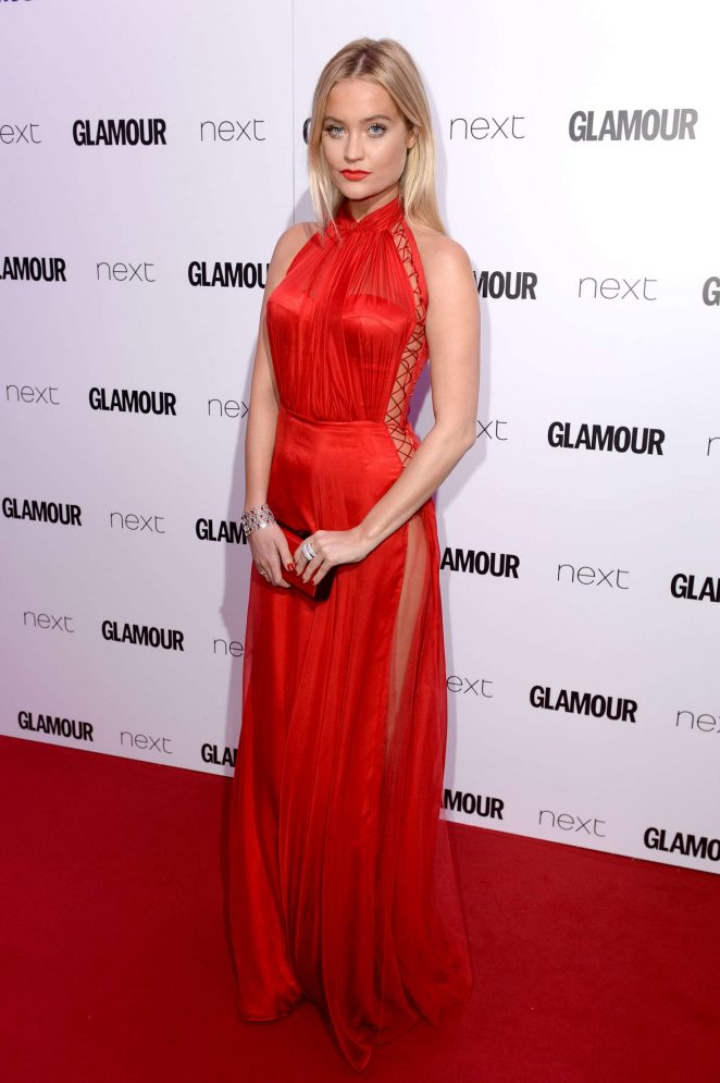 Laura Whitmore – Glamour Women of the Year Awards 2016 in London