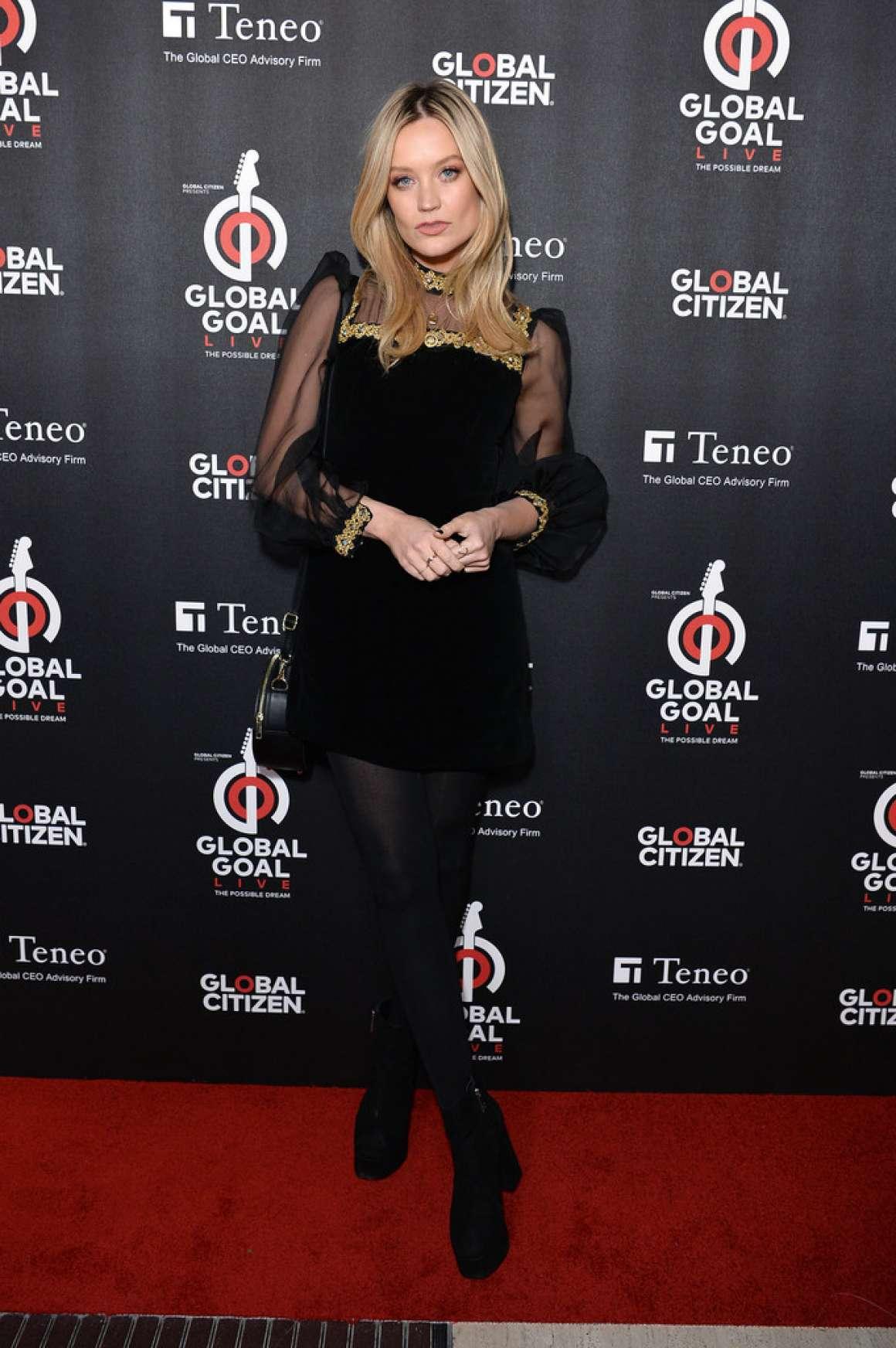 Laura Whitmore 2019 : Laura Whitmore – Global Citizen Prize 2019-07