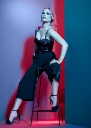 Laura Whitmore - Hasan Hejazi Photoshoot 2017
