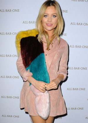 Laura Whitmore hosts All Bar One Launch Party in London