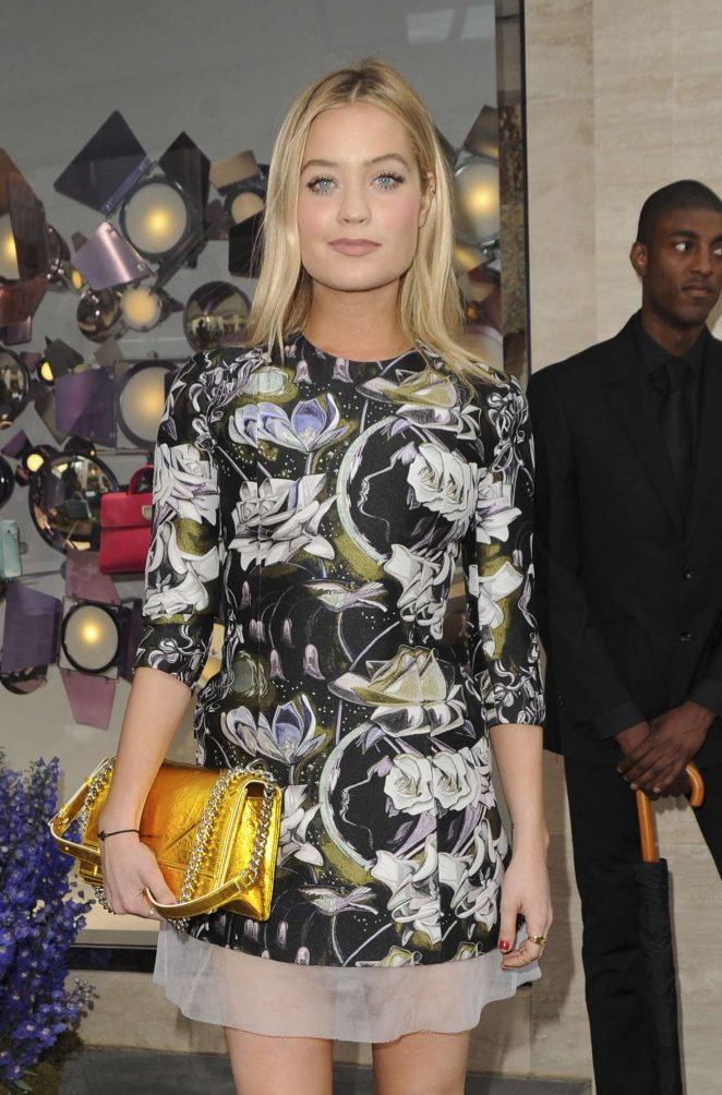 Laura Whitmore – House Of Dior VIP Party in London